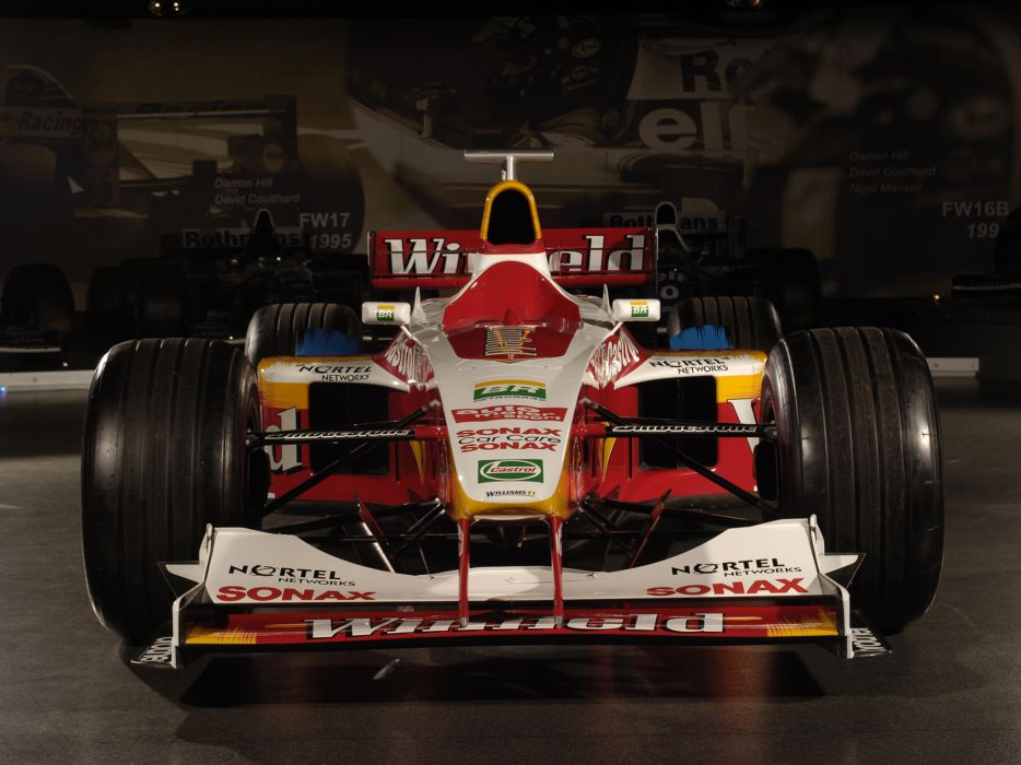 1999 Williams FW21 formula one f-1 race racing   f wallpaper