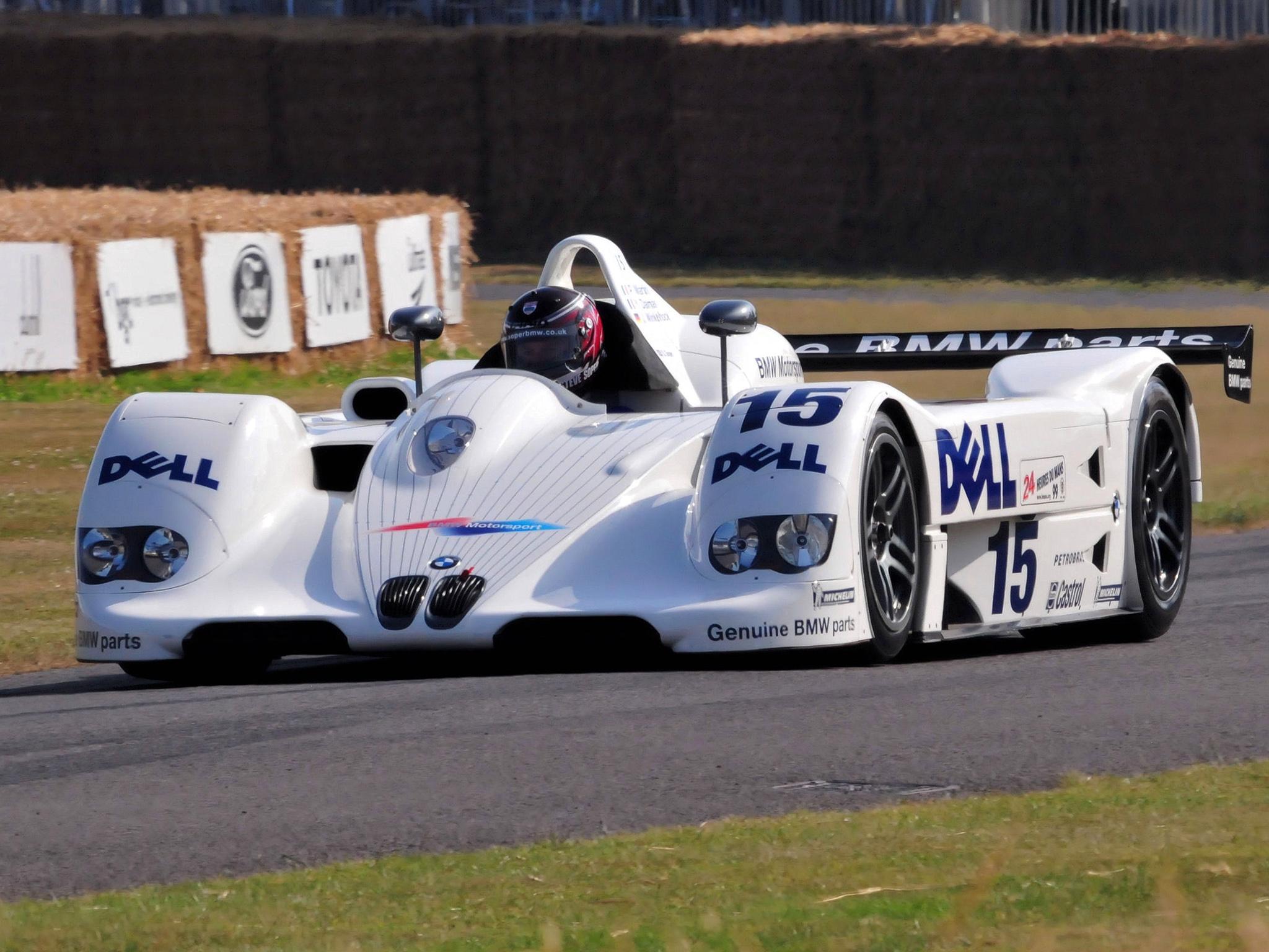 1999 Bmw V12 Lmr Le Mans Race Racing Ds Wallpaper 2048x1536 132308 Wallpaperup