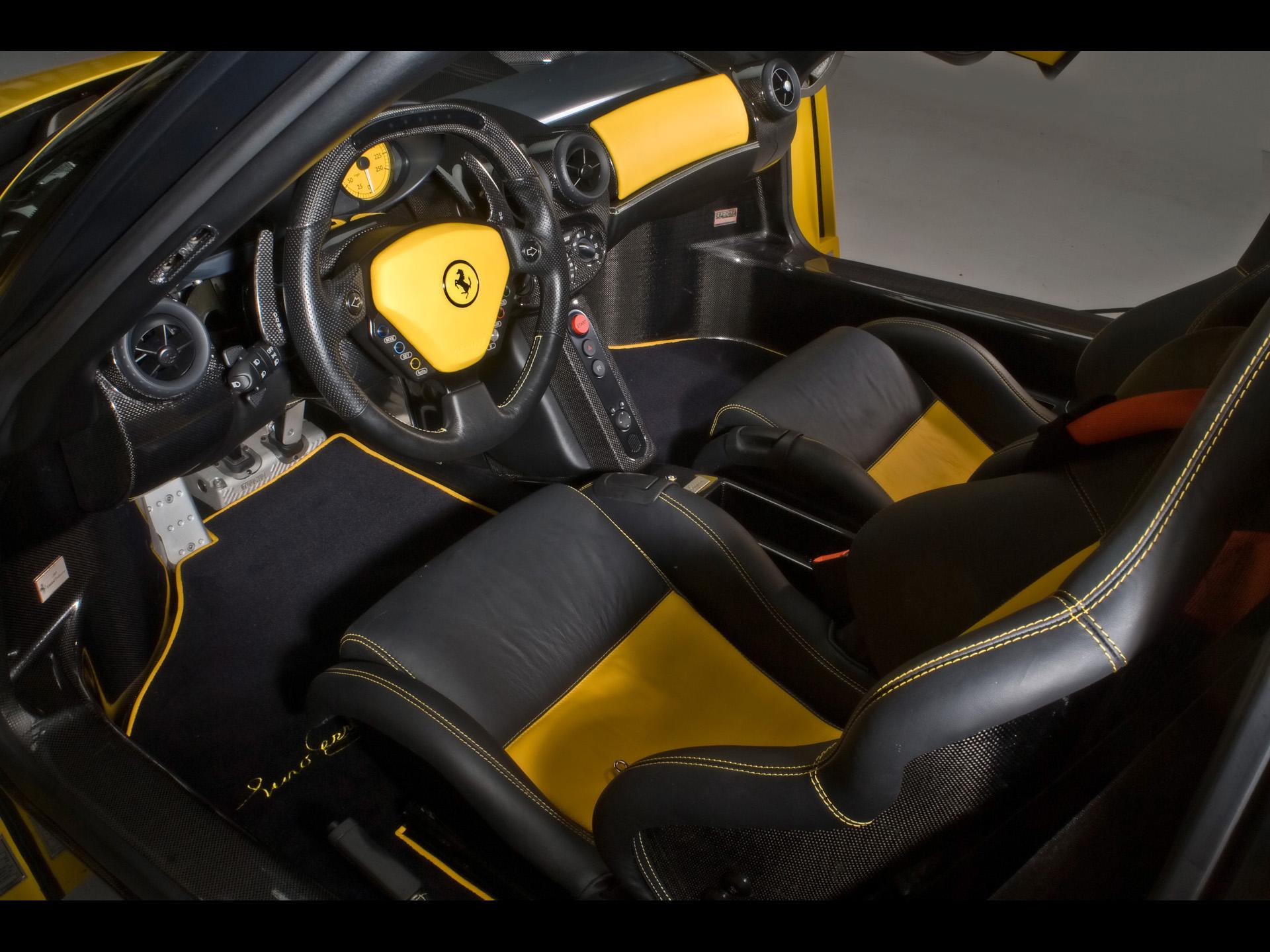 Enzo Ferrari Wallpaper Hot The Top Most Beautiful Ferrari In