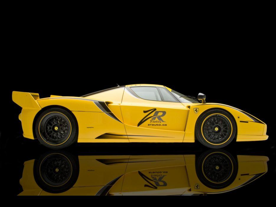 2010 Edo-Competition Ferrari Enzo XX Evolution supercar x-x   j wallpaper