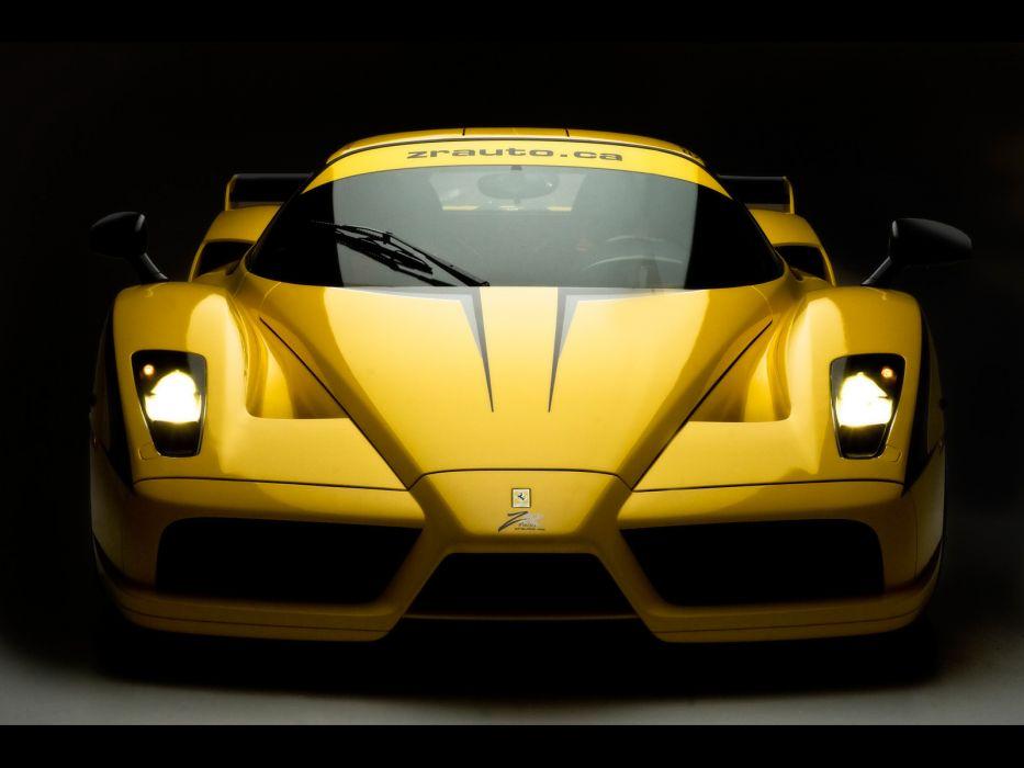 2010 Edo-Competition Ferrari Enzo XX Evolution supercar x-x   g wallpaper