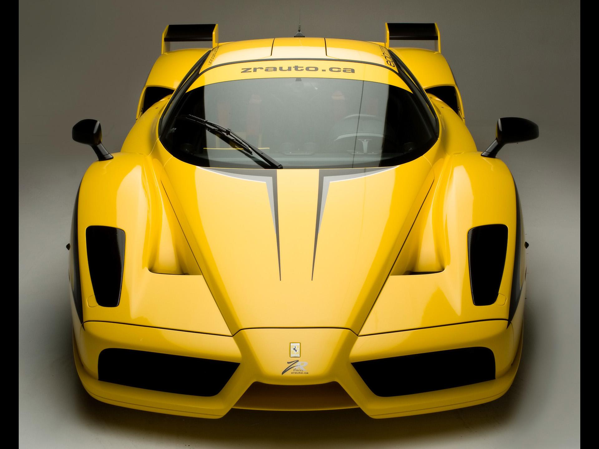 2010 edo competition ferrari enzo xx evolution supercar x x wallpaper - Ferrari Enzo 2010