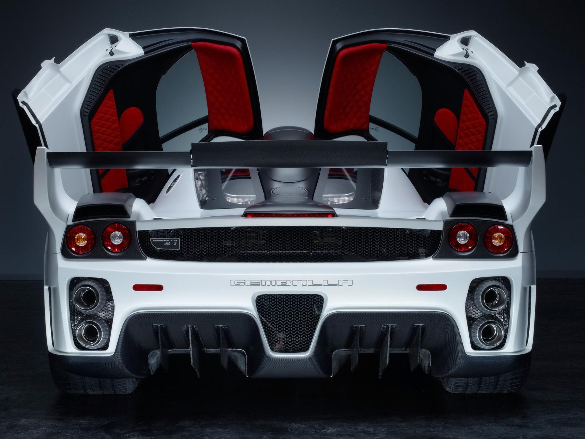 2010 gemballa mig u1 ferrari enzo supercar gd wallpaper 1920x1440 132348 wallpaperup - Ferrari Enzo 2010