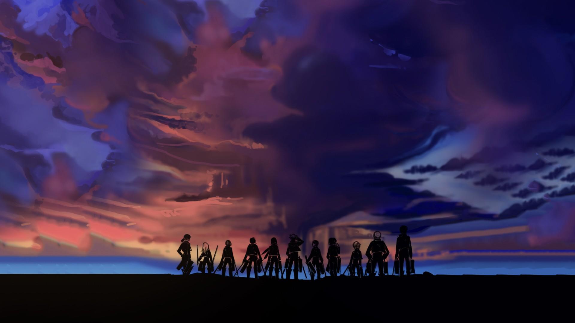 k anime wallpaper