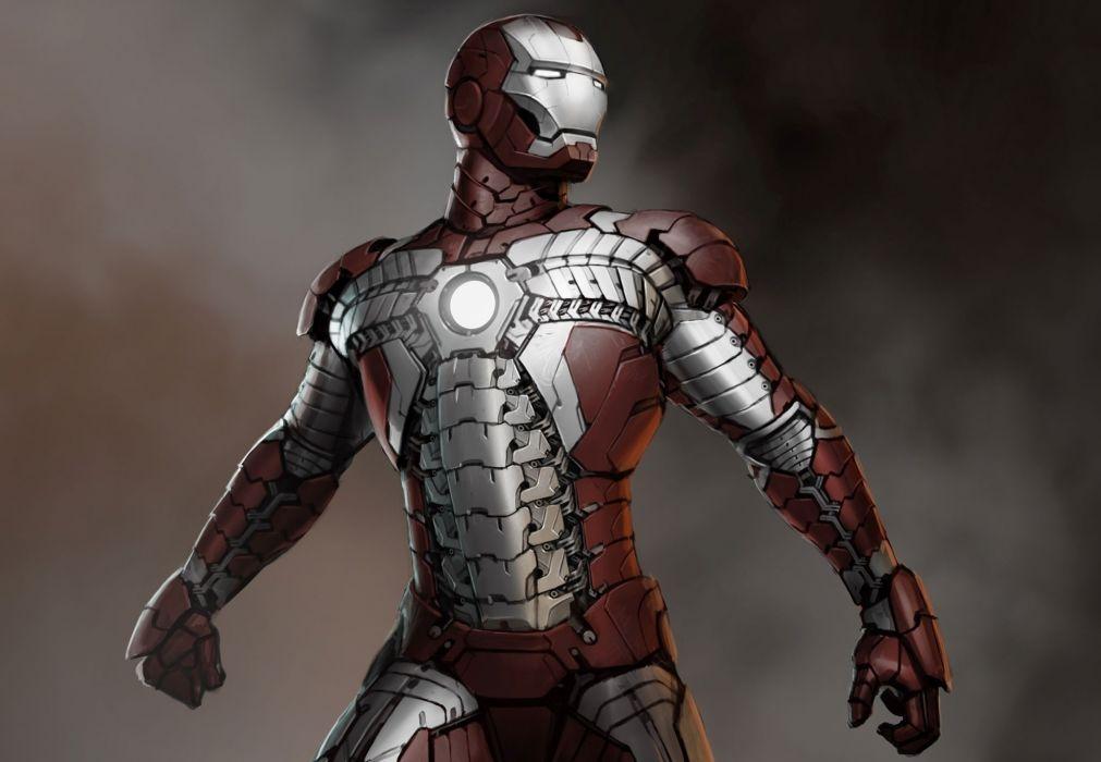 art artwork marvel comics iron man wallpaper