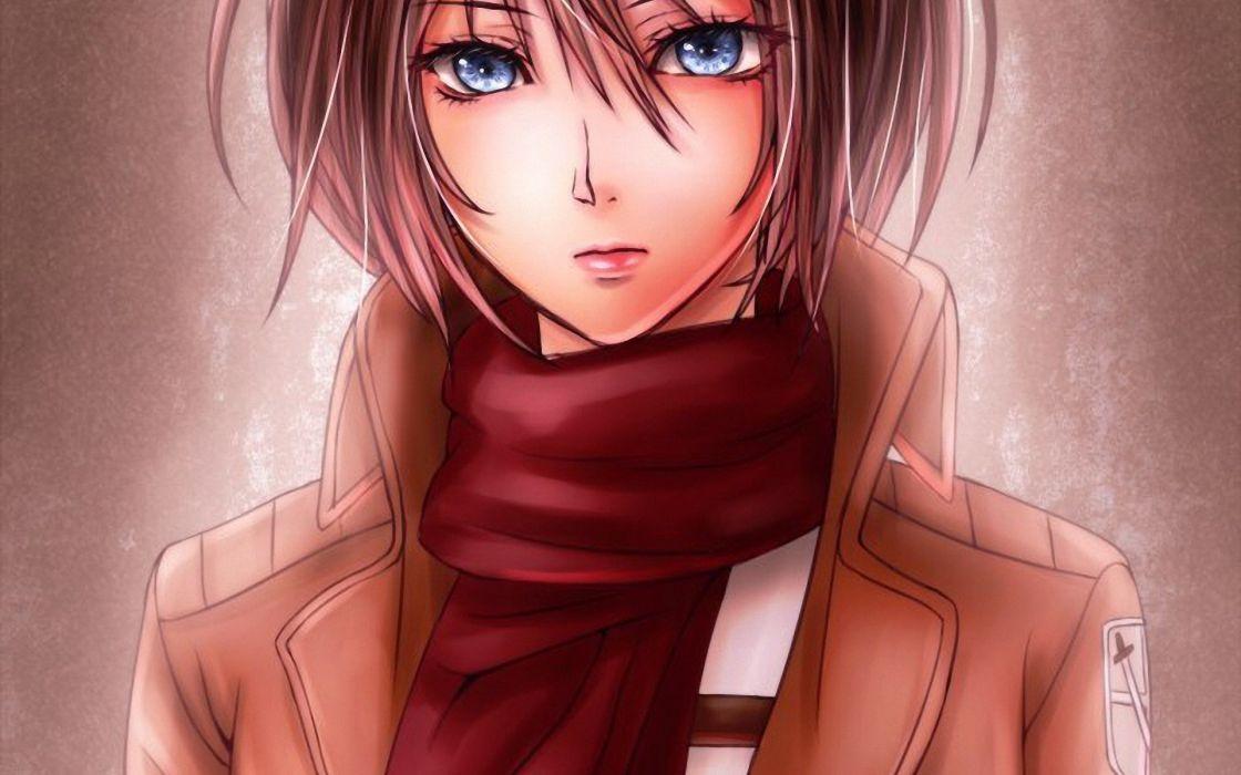 Shingeki no Kyojin Mikasa wallpaper