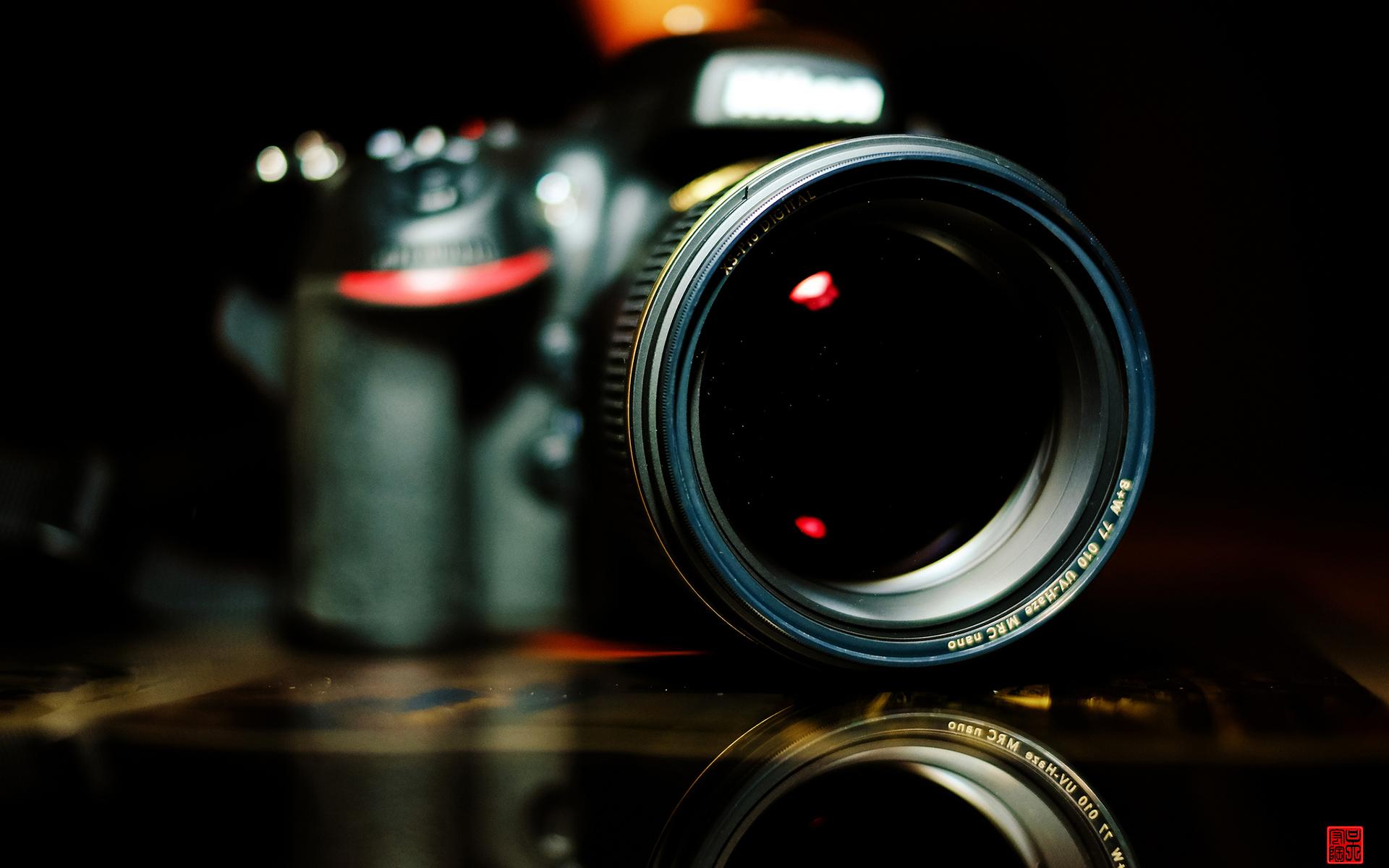 Camera Nikon DSLR Lens...