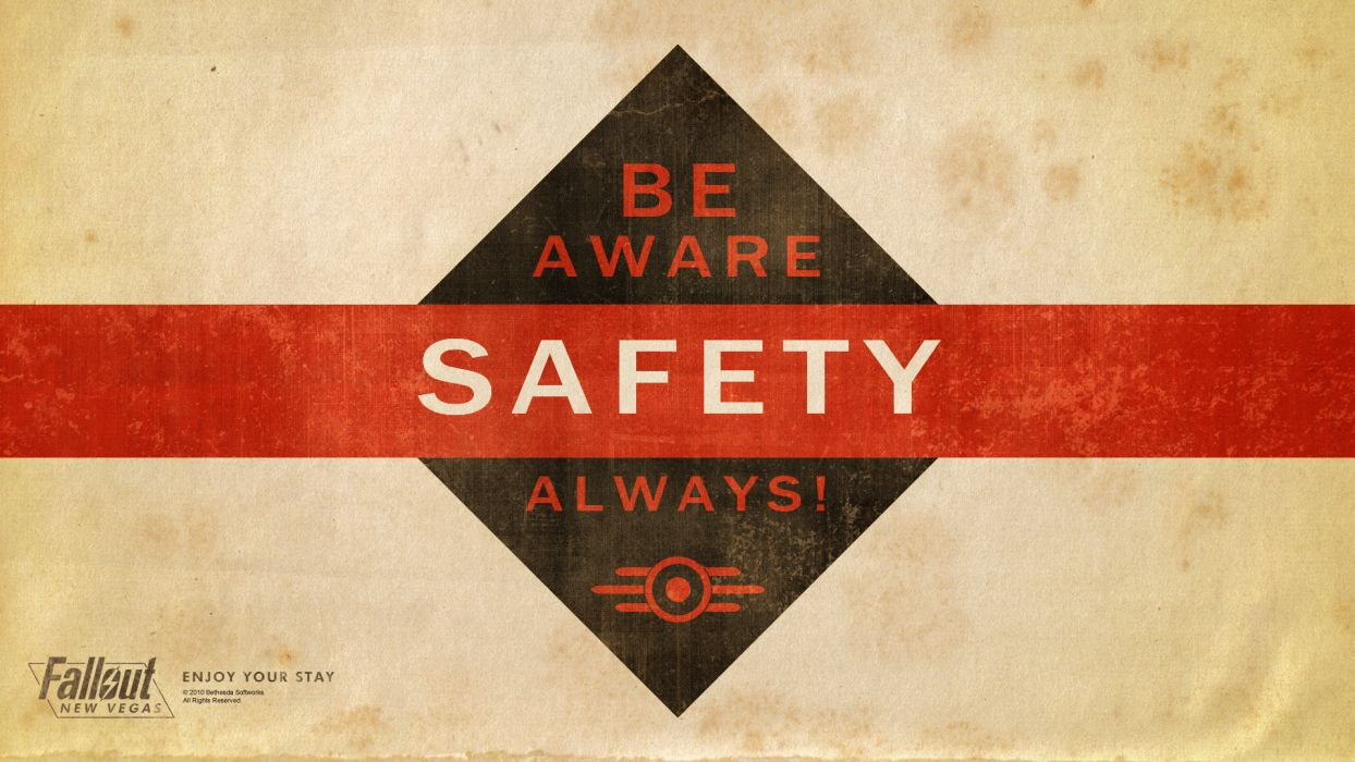 Fallout Safety wallpaper