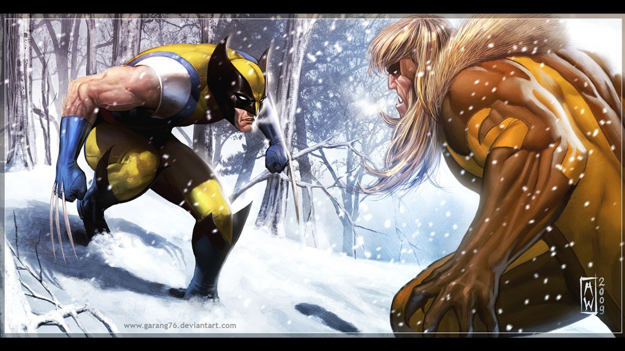 Wolverine Marvel Superhero F Wallpaper 1920x1080