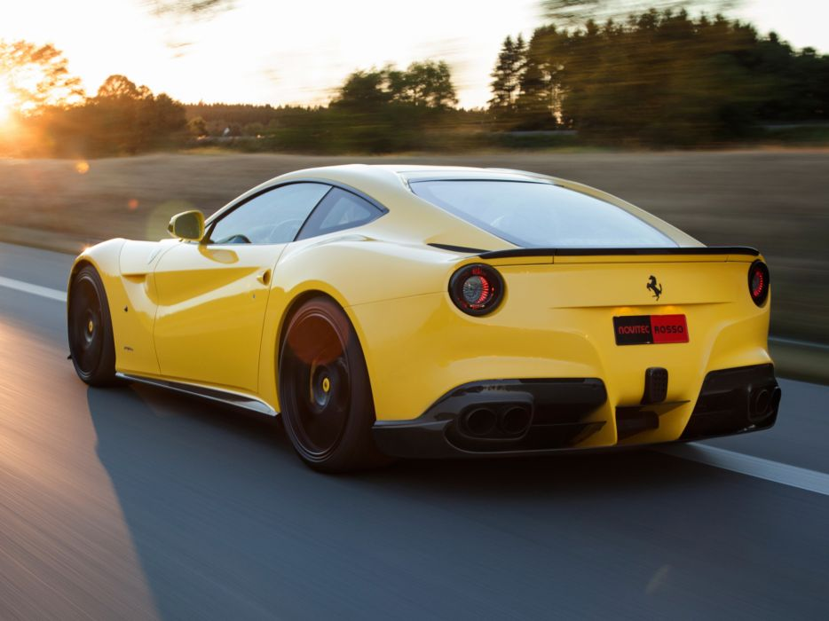 2012 Novitec Rosso Ferrari F12 berlinetta supercar f wallpaper