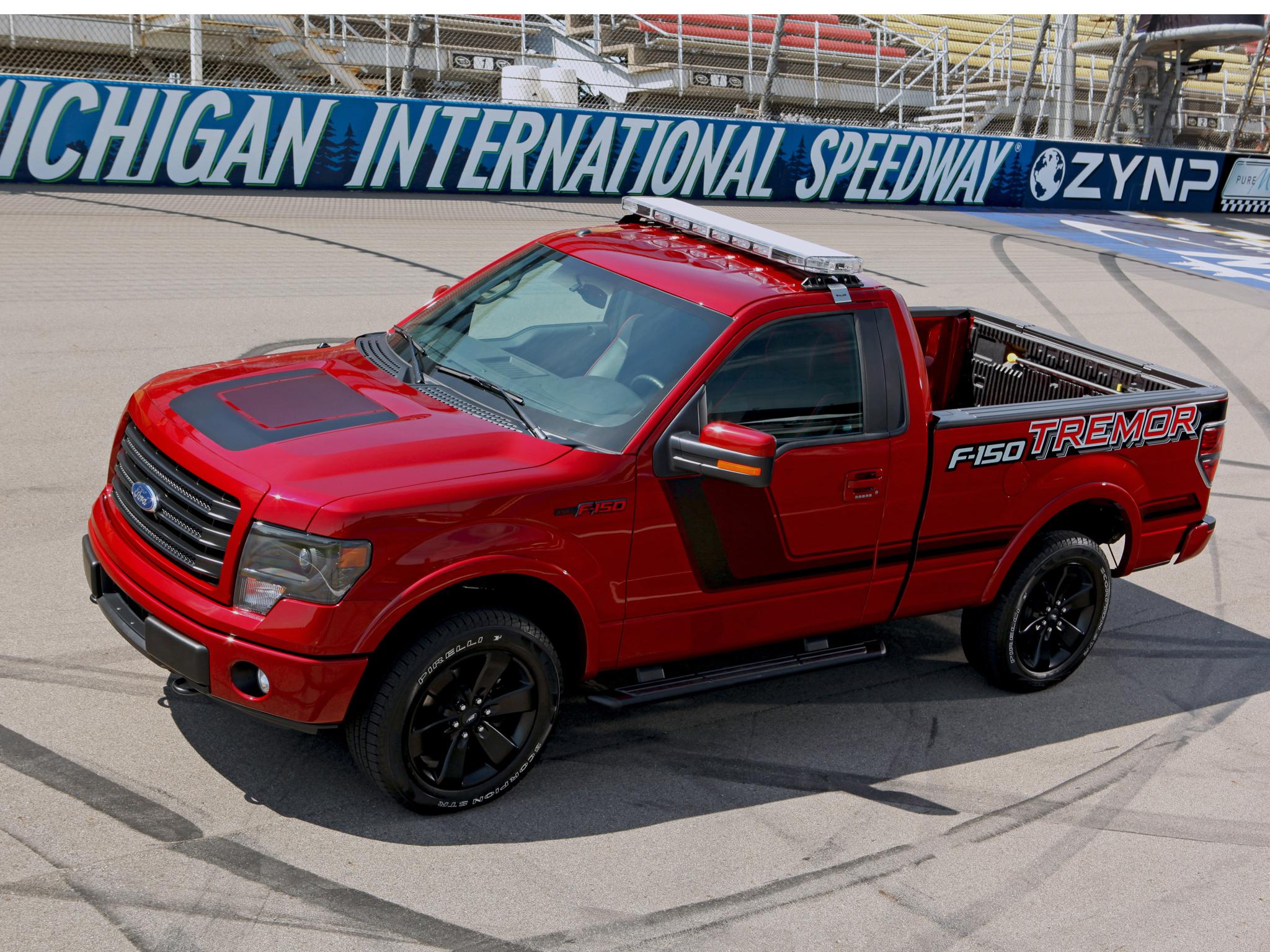 2014 ford f 150 tremor ecoboost nascar pace truck pickup. Black Bedroom Furniture Sets. Home Design Ideas