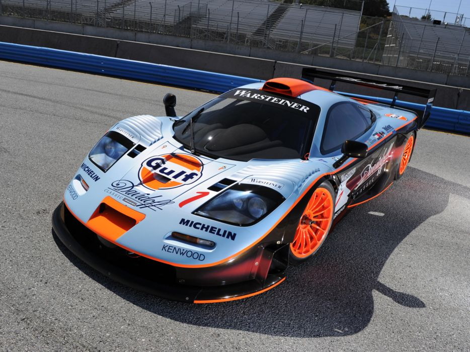 1997 McLaren F1 GTR Longtail race racing f-1 s wallpaper | 2048x1536 ...