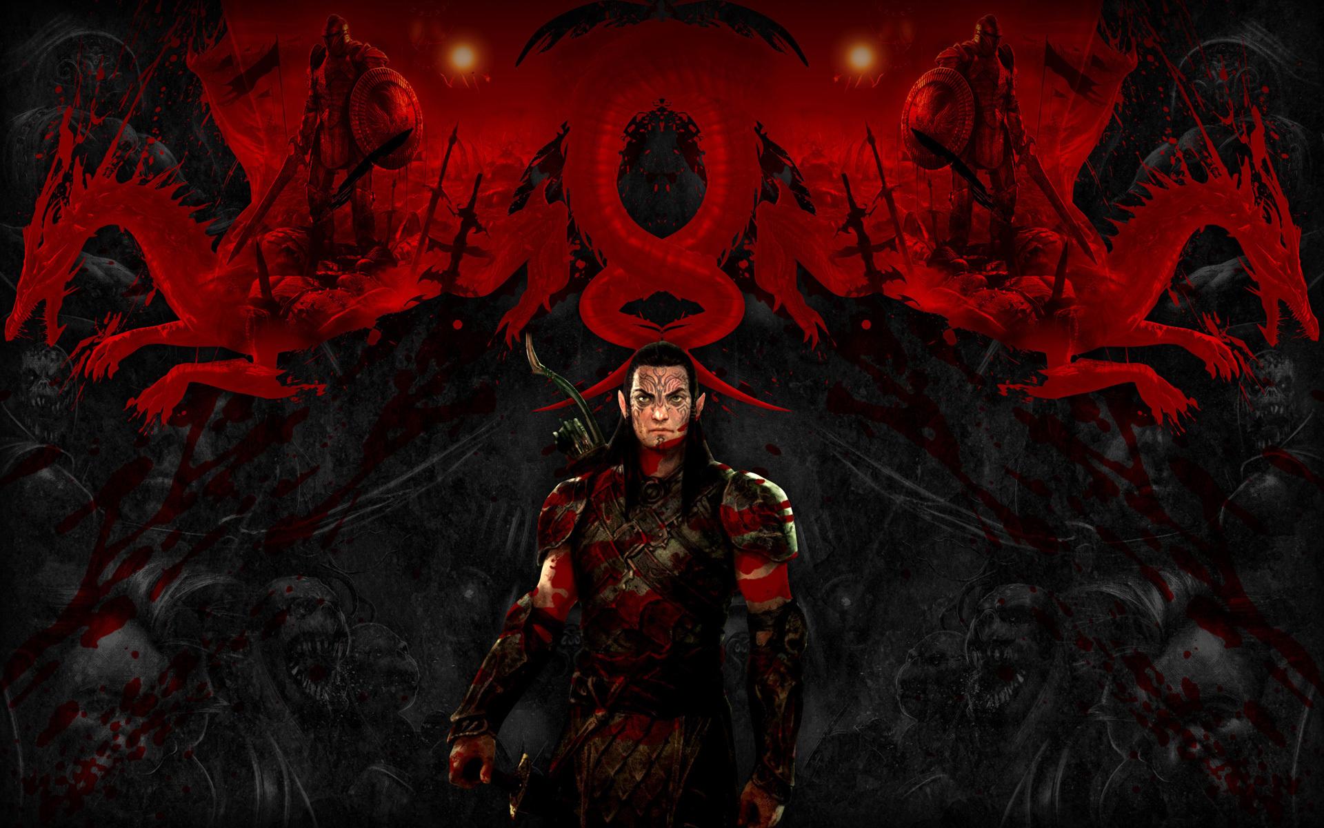 Dragon Age Origins Wallpapers: Dragon Age Warrior Men Armor Games Fantasy Dragon