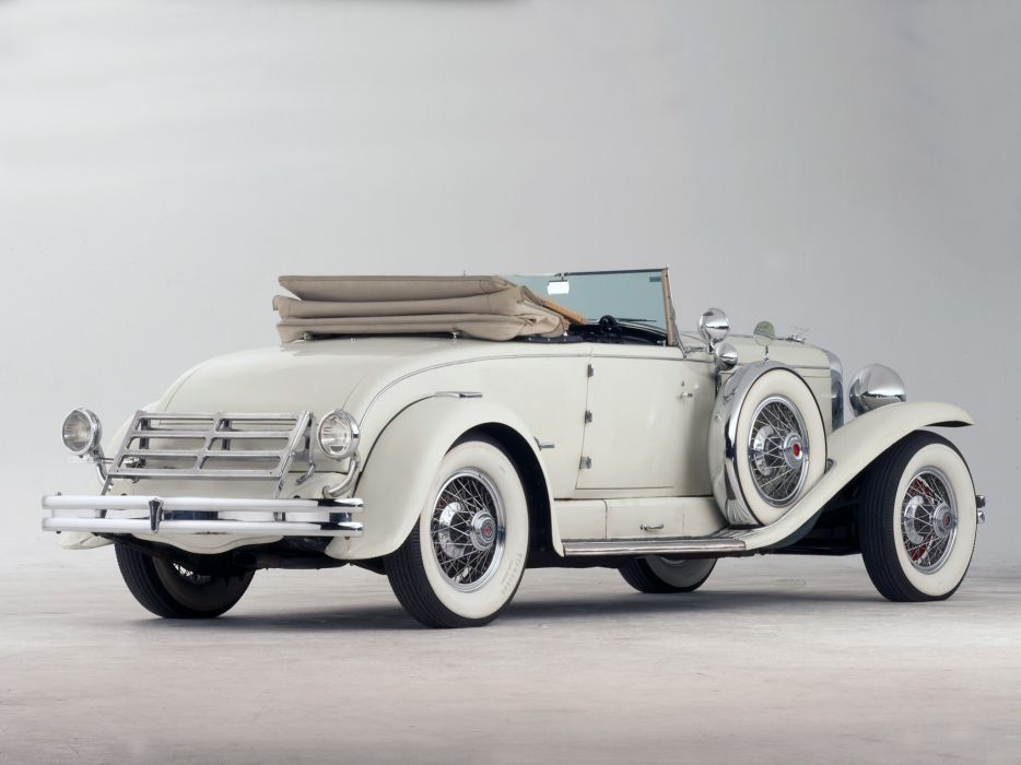 1929 Duesenberg Model-J 132-2154 Convertible Coupe SWB Murphy luxury retro    f wallpaper