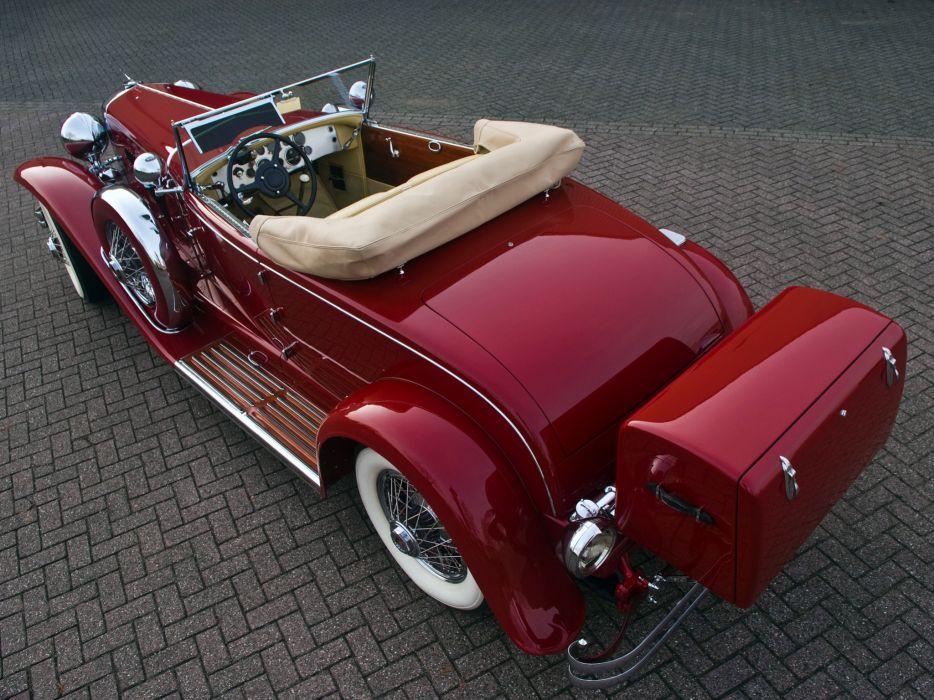 1929 Duesenberg Model-J 219-2239 Convertible Coupe SWB Murphy luxury retro   g wallpaper