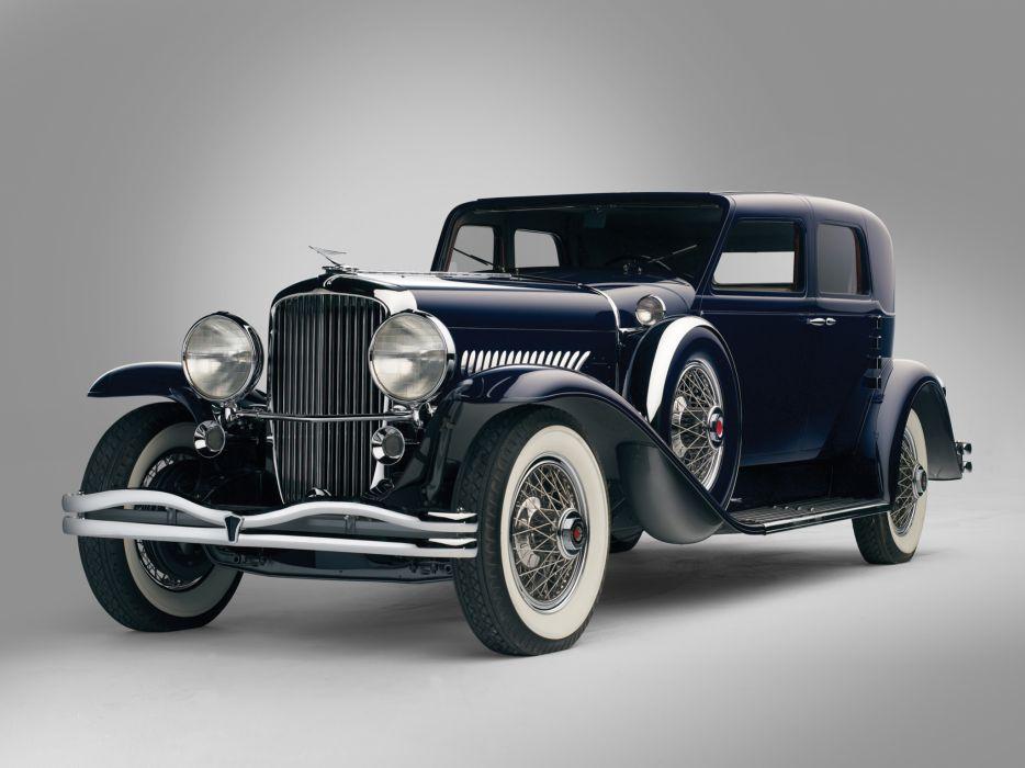 1930 Duesenberg Model-J 287-2305 Sport Berline LWB Murphy luxury retro    d wallpaper