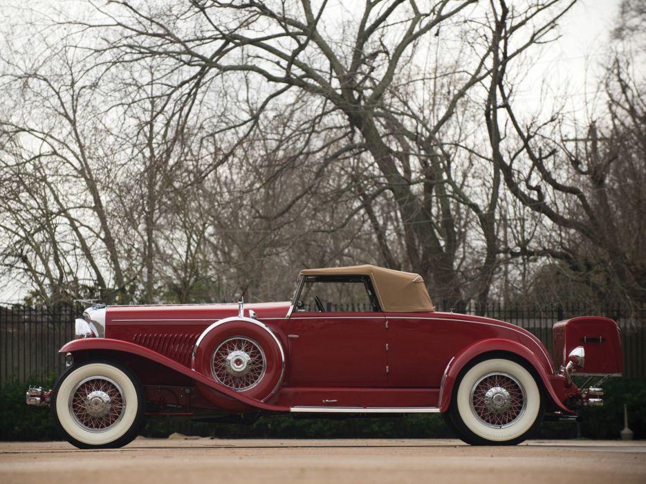 1932 Duesenberg Model-J 340-2364 Convertible Coupe SWB Murphy luxury retro    d wallpaper