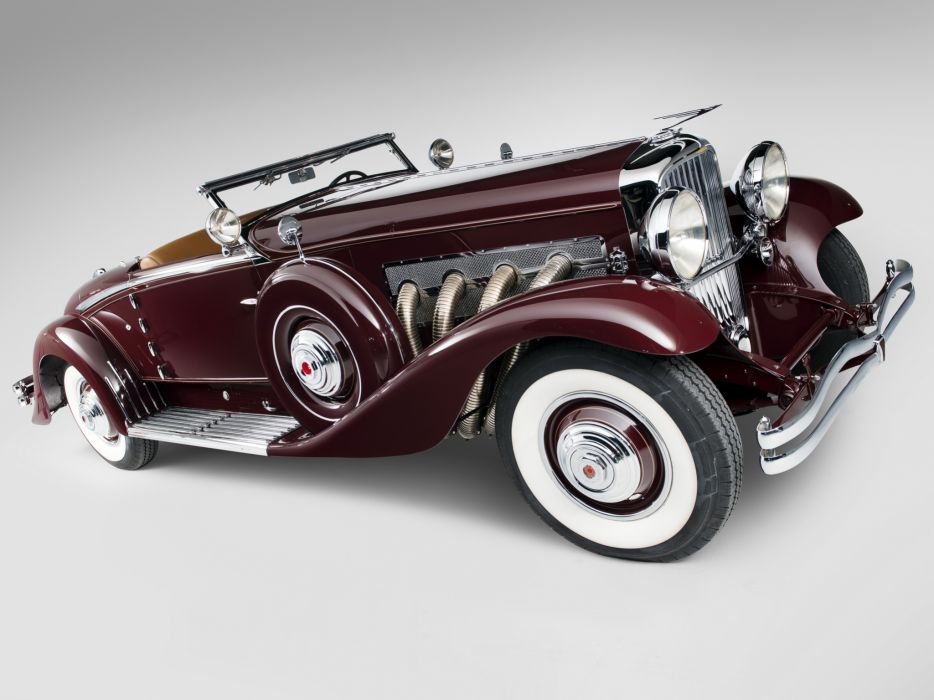 1935 Duesenberg Model-J 530-2563 Convertible Coupe LaGrande luxury retro    g wallpaper