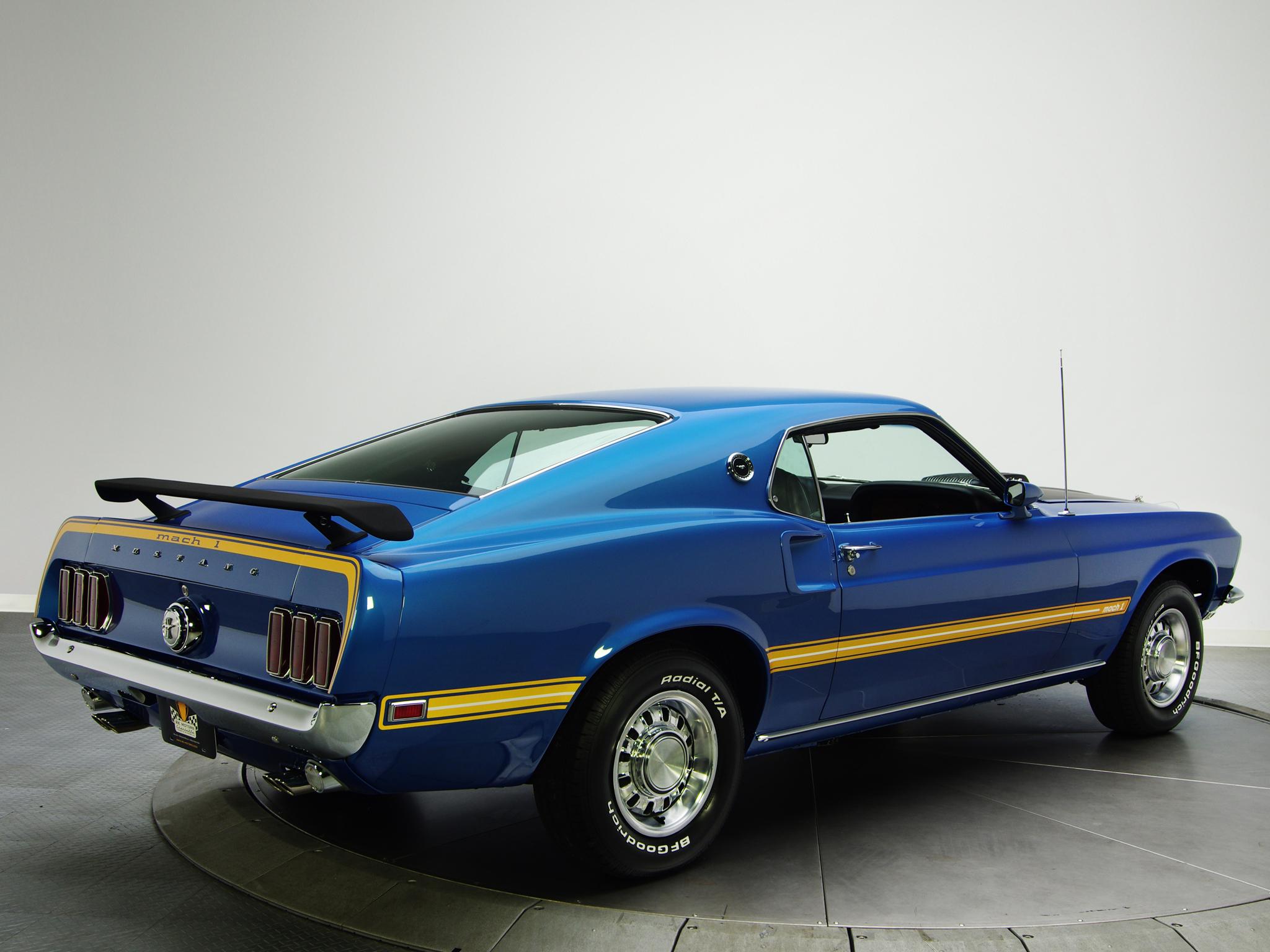 1969 Mustang Mach 1 428 Super Cobra Jet Muscle Classic G 1964 Ford Wallpaper 2048x1536 134100 Wallpaperup