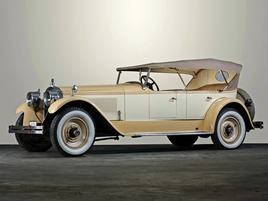 1924 Packard Single Eight Touring 136-244 luxury retro wallpaper