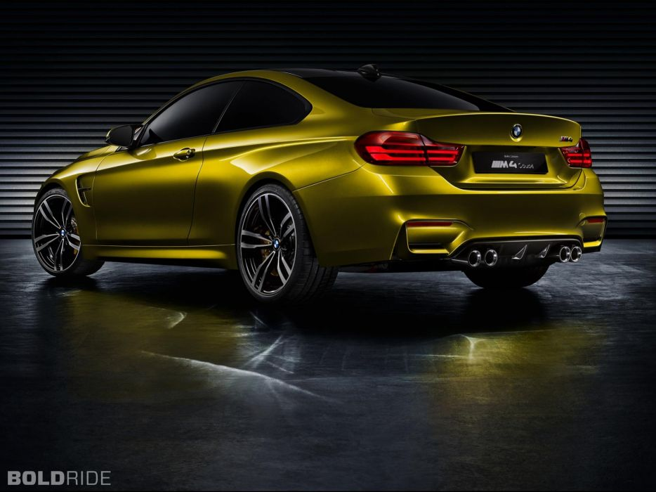 2015 BMW M4 Concept m-4   f wallpaper