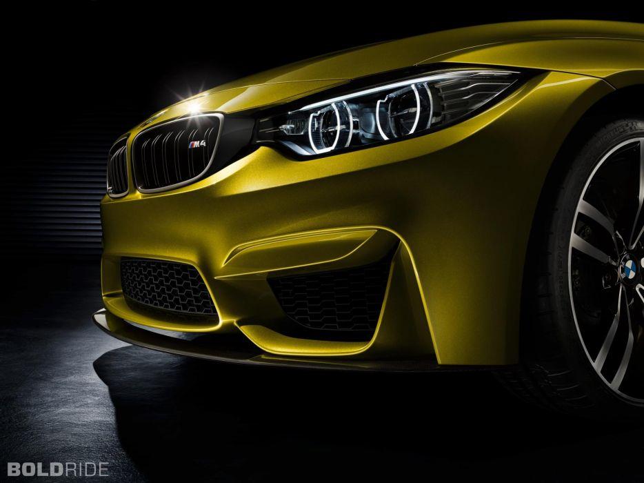 2015 BMW M4 Concept m-4  v wallpaper