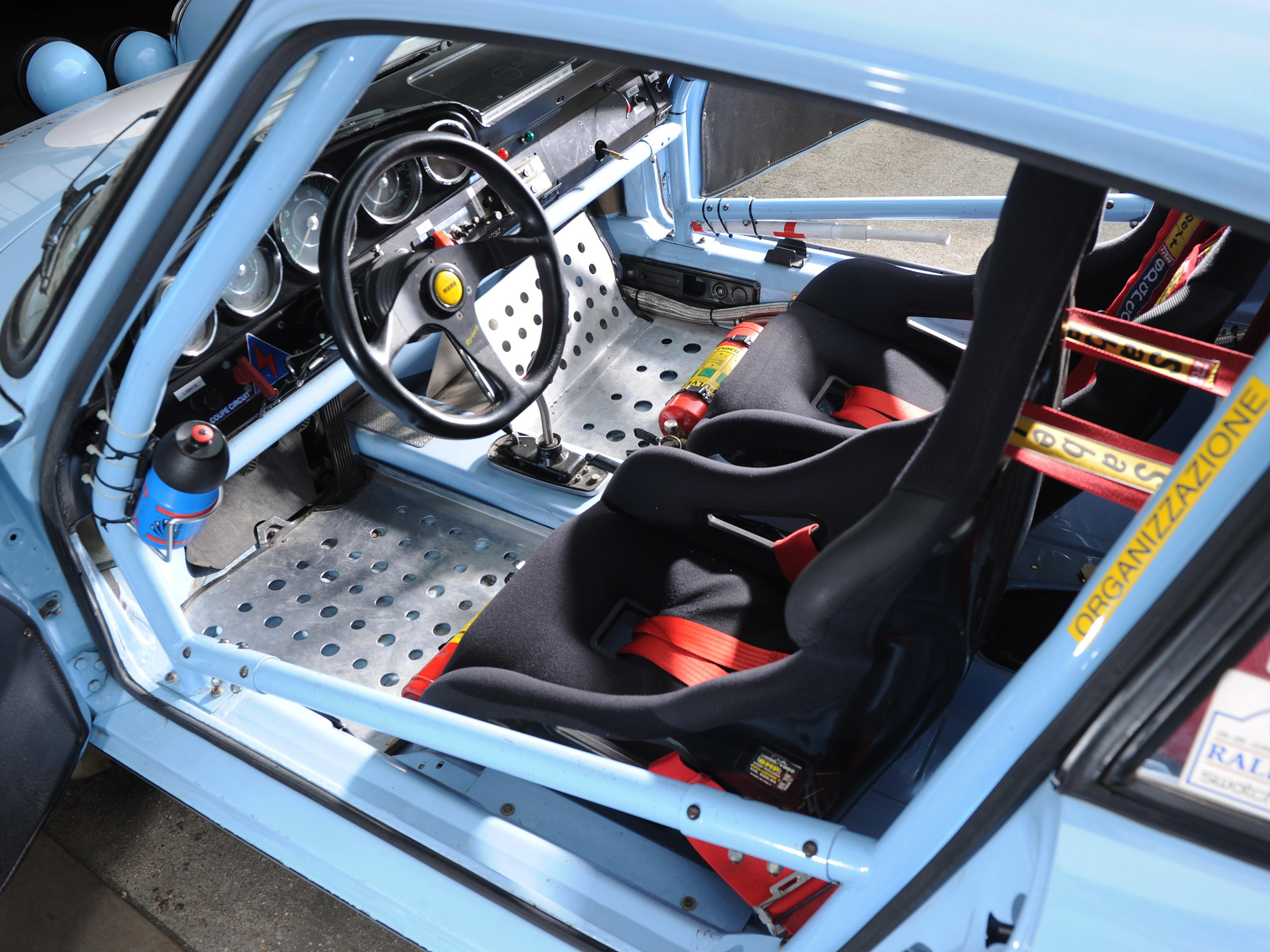 Porsche Swb Fia Rally Race Racing Interior Wallpaper
