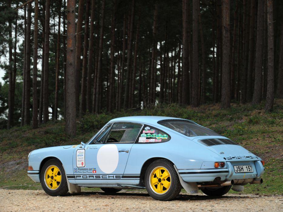 1996 Porsche 911 SWB FIA Rally 901 race racing   j wallpaper
