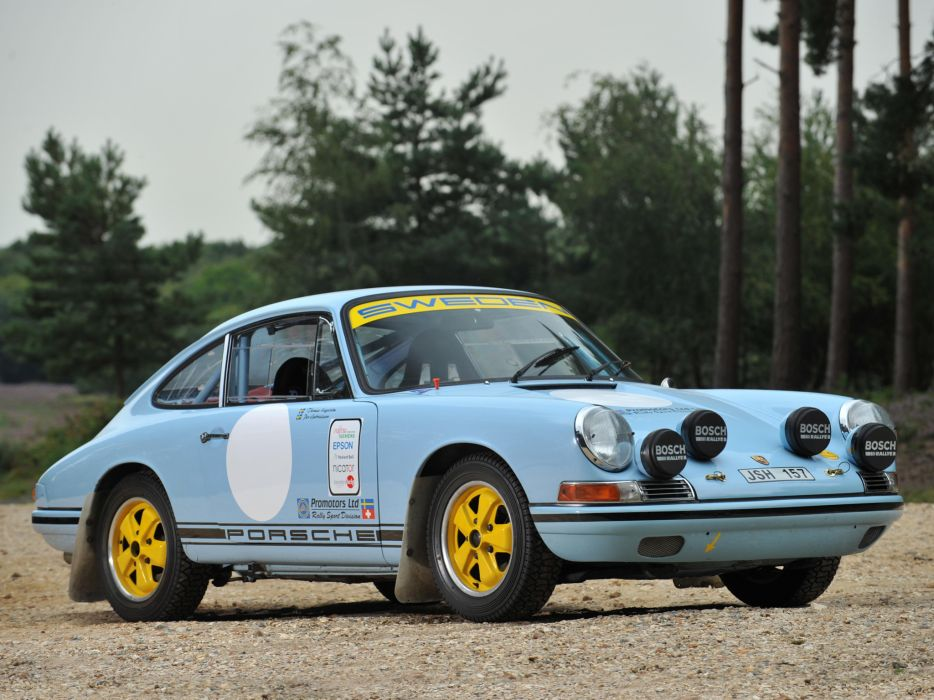 1996 Porsche 911 SWB FIA Rally 901 race racing wallpaper