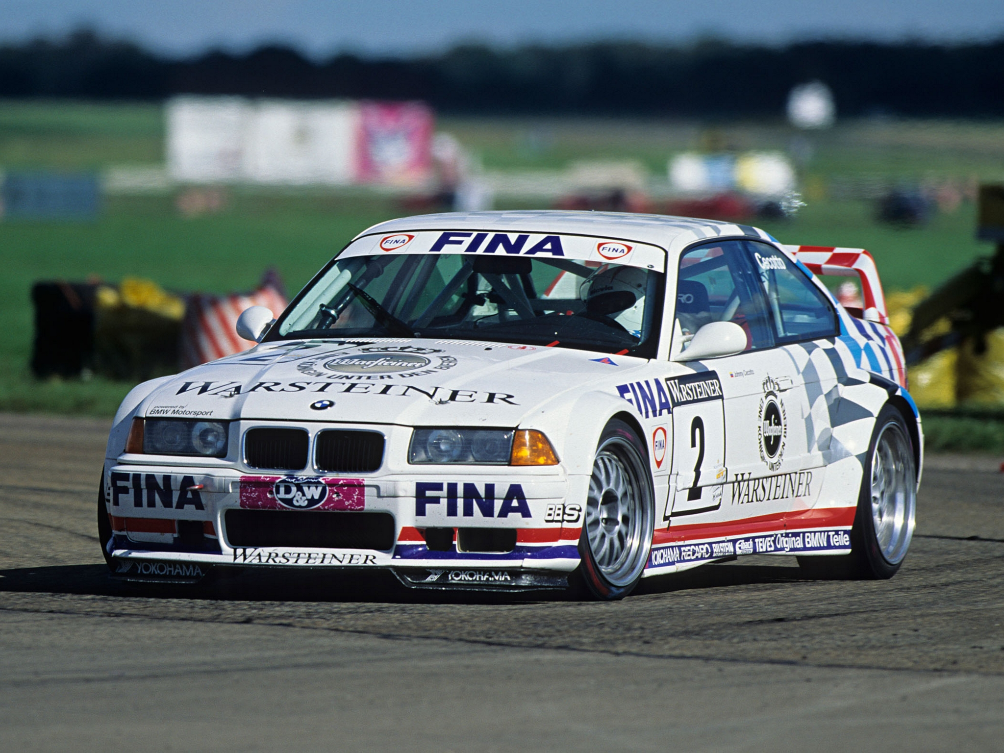 1995 Bmw M3 Gtr E36 Race Racing M 3 G Wallpaper
