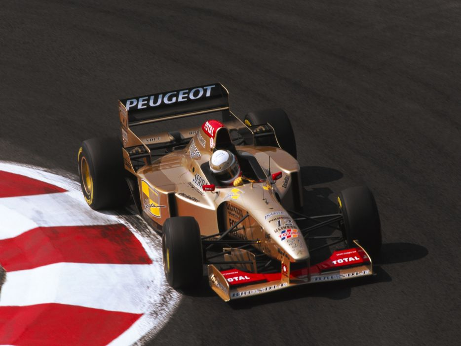 1996 Jordan 196 formula one race racing f-1 gs wallpaper