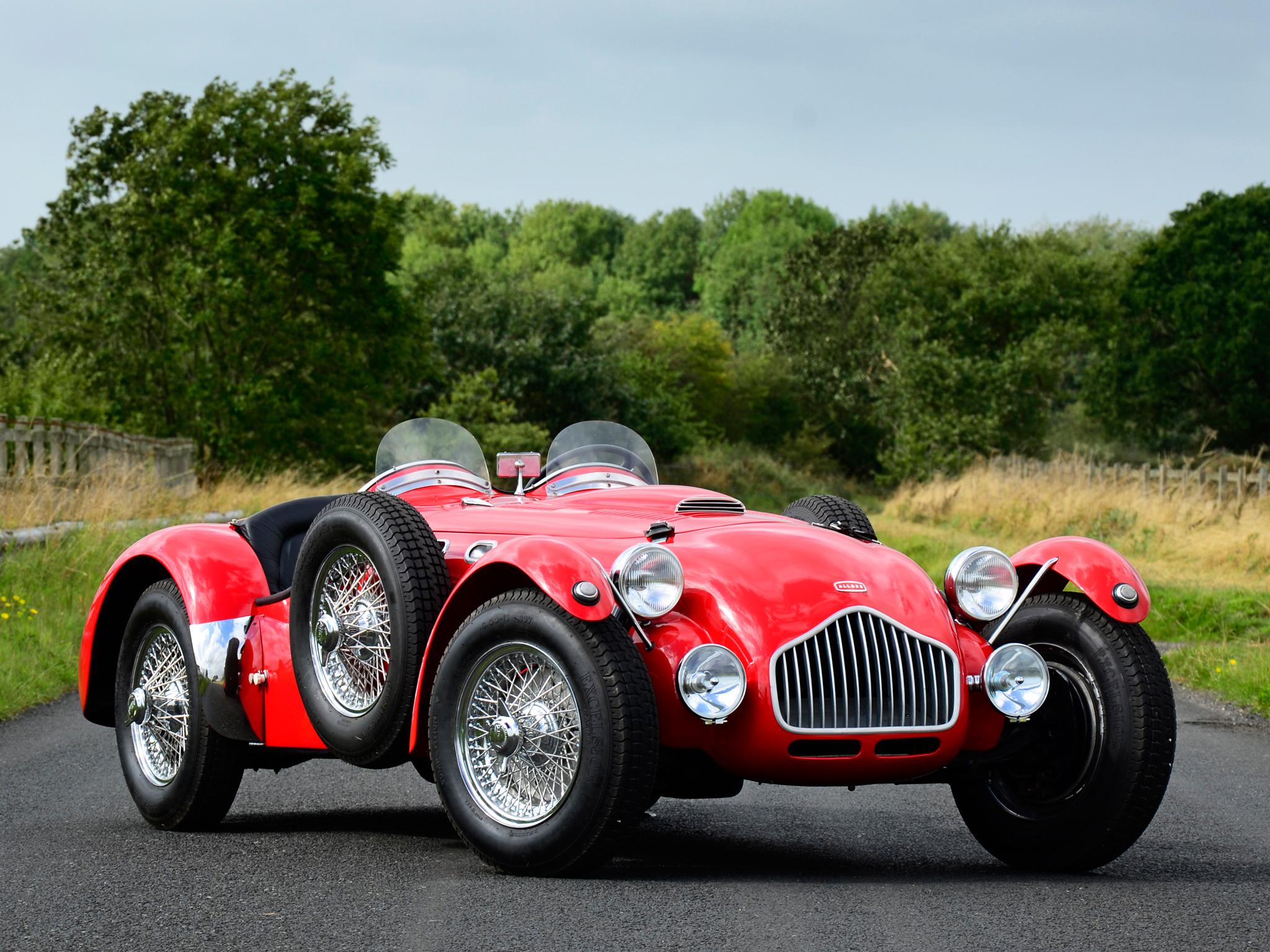 Race Car Images >> 1950 Allard J-2 Roadster supercar race racing retro s wallpaper   2048x1536   134799   WallpaperUP