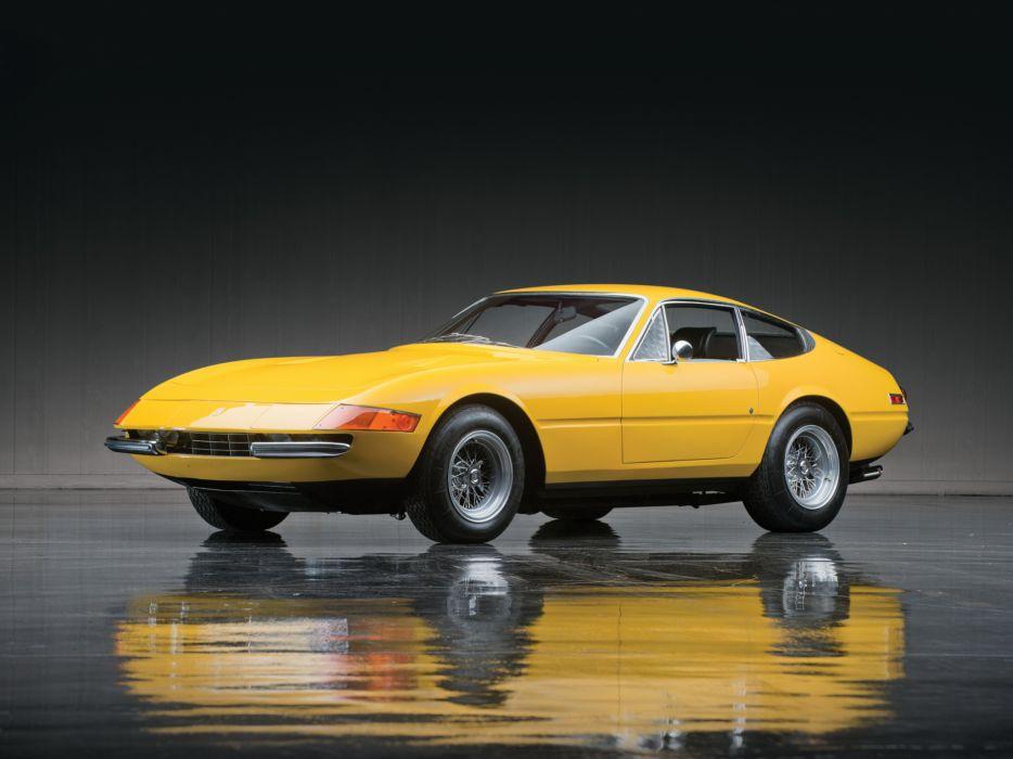 1971 Ferrari 365 GTB-4 Daytona US-spec supercar supercars   g wallpaper
