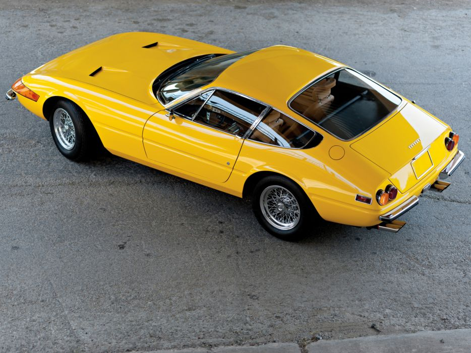 1971 Ferrari 365 GTB-4 Daytona US-spec supercar supercars   g4 wallpaper