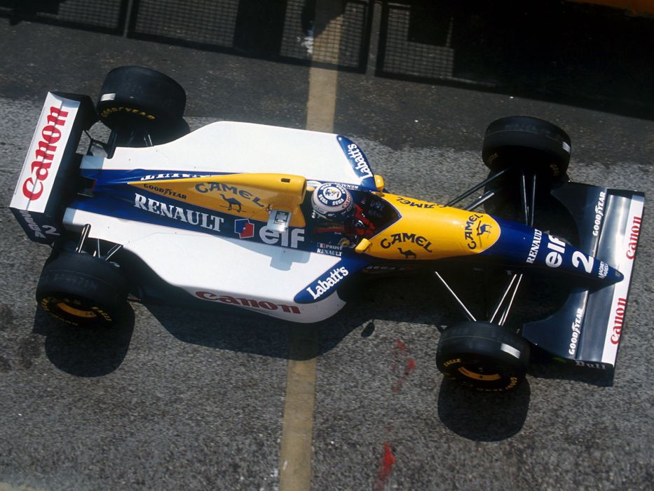 1993 Williams FW15C formula one f-1 race racing     f wallpaper