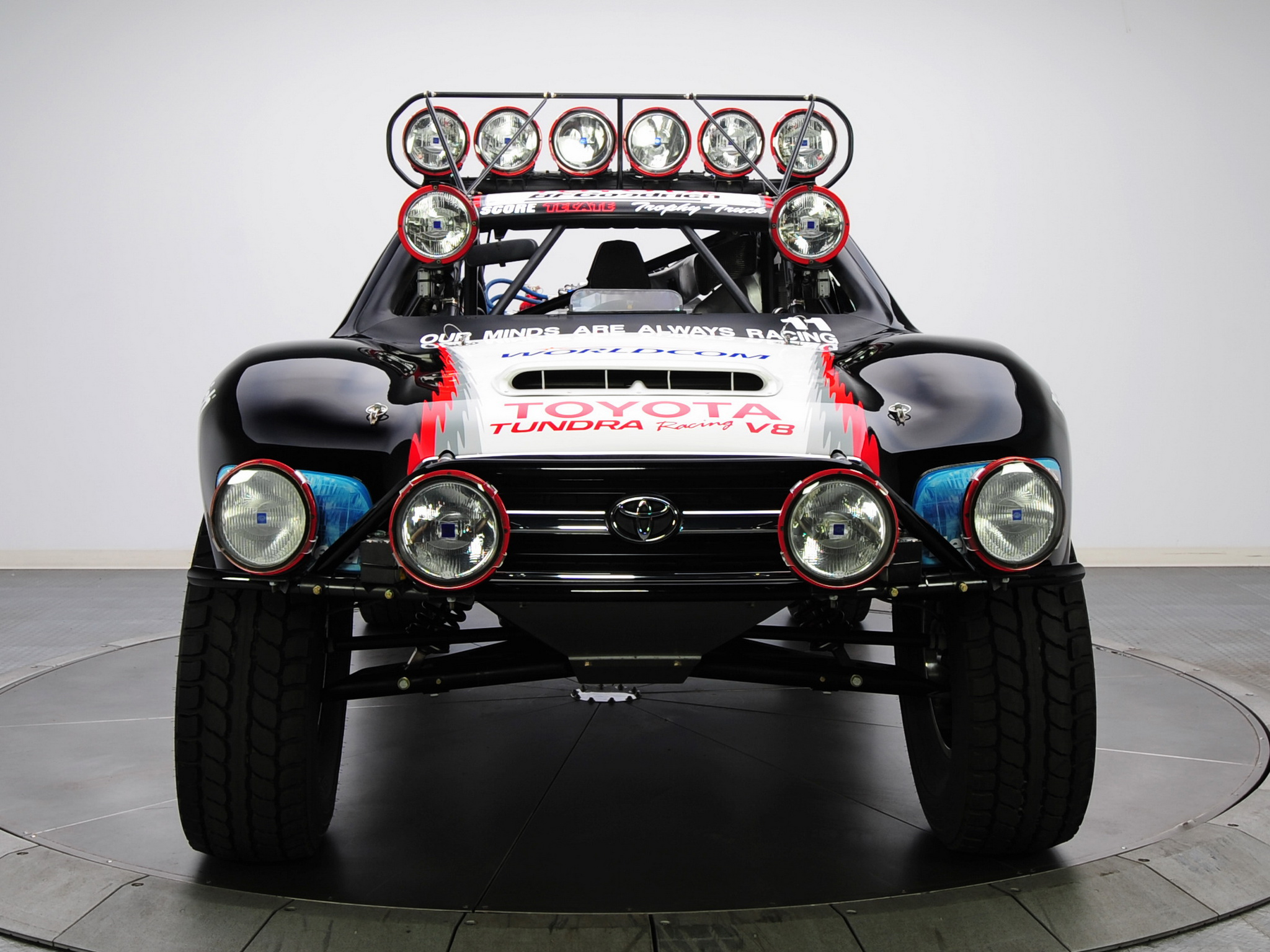 1994 Ppi Toyota Trophy Truck Race Racing Offroad Pickup F Wallpaper 2048x1536 134918 Wallpaperup
