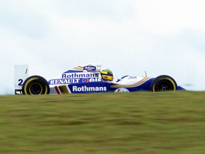 1994 Williams FW16 formula one f-1 race racing f wallpaper