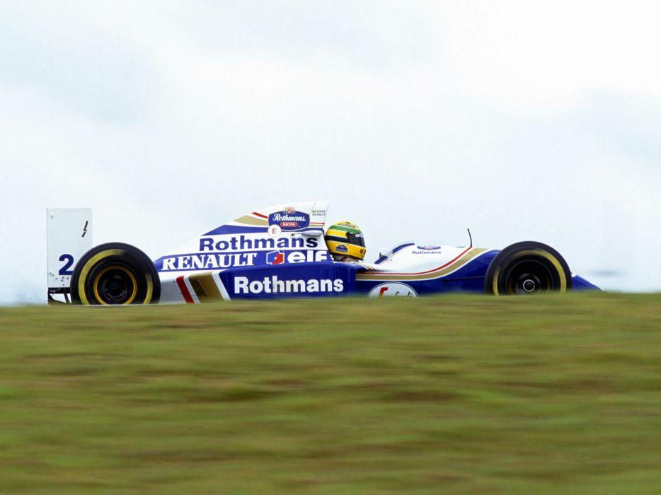 1994 Williams FW16 formula one f-1 race racing     f wallpaper