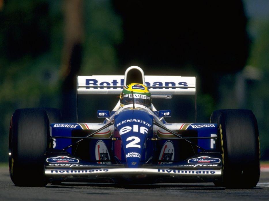 1994 Williams FW16 formula one f-1 race racing  g wallpaper