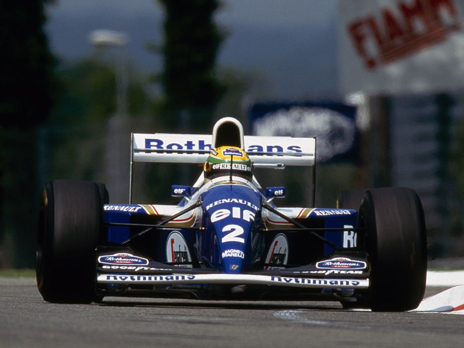 1994 Williams Fw16 Formula One F 1 Race Racing F Wallpaper