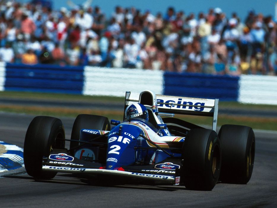 1994 Williams FW16 formula one f-1 race racing  g wallpaper