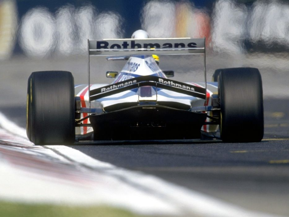 1994 Williams FW16 formula one f-1 race racing wallpaper