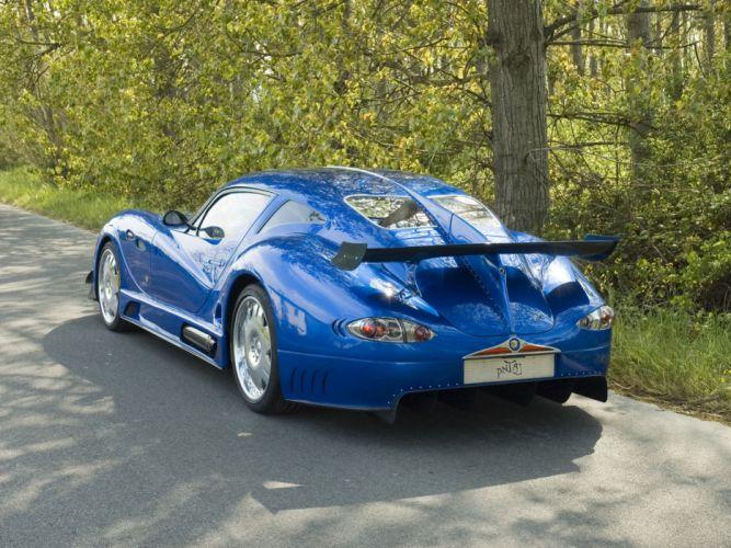 2005 Faralli Mazzanti Antas V-8 G-T supercar e wallpaper