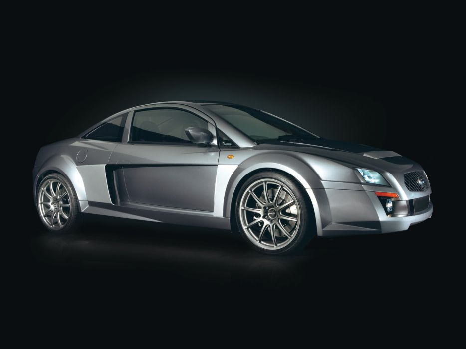 2006 Prodrive P-2 Concept supercar    d wallpaper