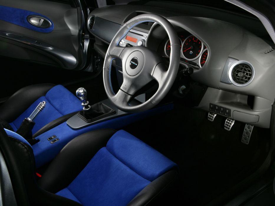 2006 Prodrive P-2 Concept supercar interior         g wallpaper