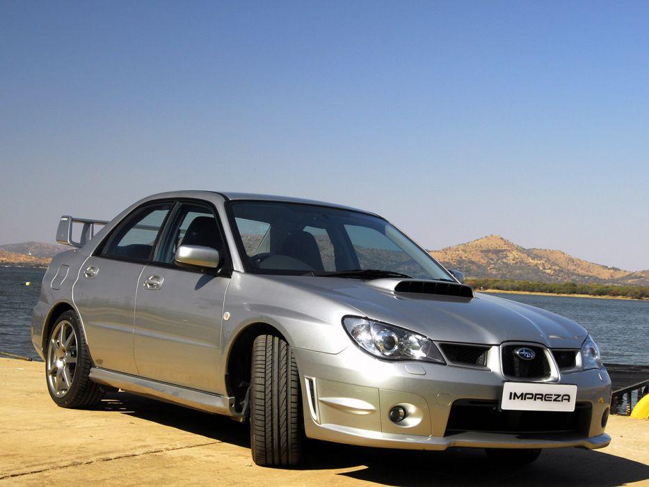 2006 Prodrive Subaru Impreza Wrx Tuning D Wallpaper 1600x1200