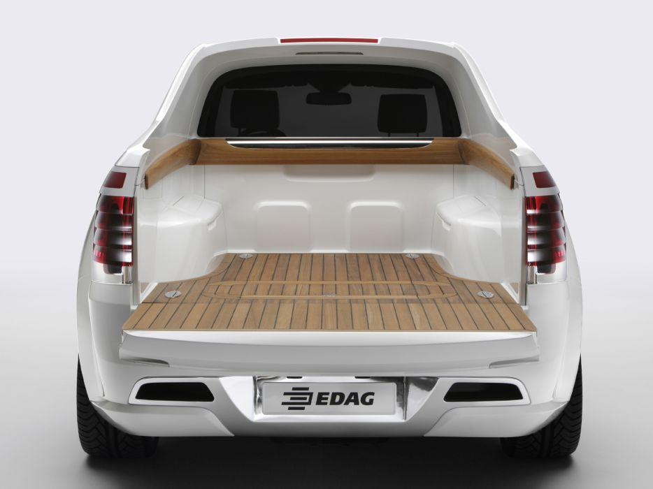 2007 EDAG LUV Concept suv pickup truck   fg wallpaper