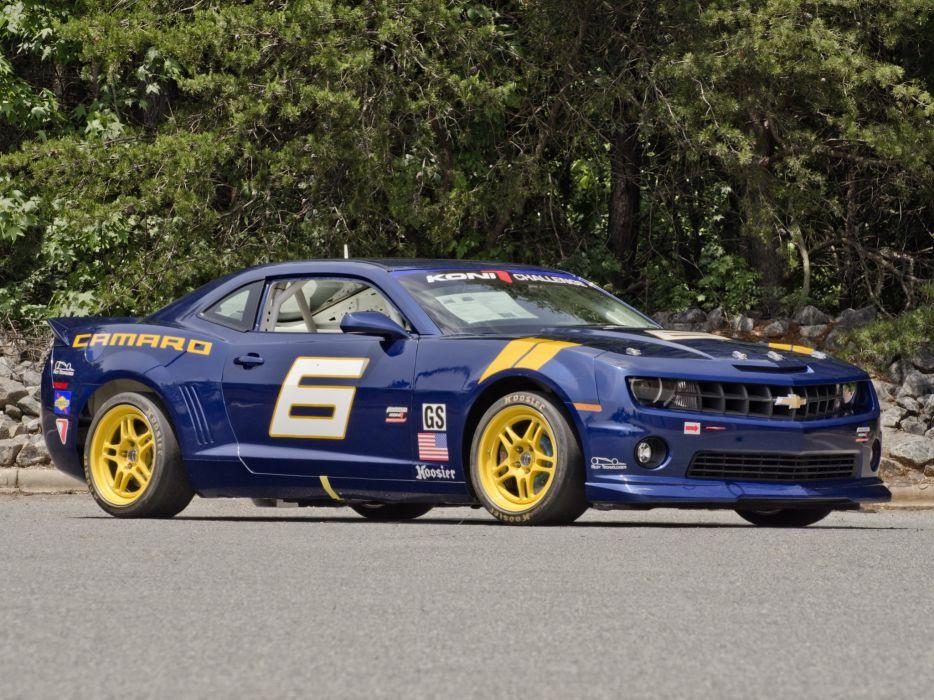 2008 Chevrolet Camaro Gs Racecar Concept Race Racing Muscle G S G