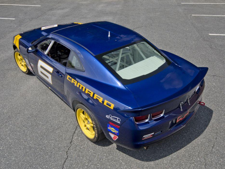 2008 Chevrolet Camaro Gs Racecar Concept Race Racing Muscle G S