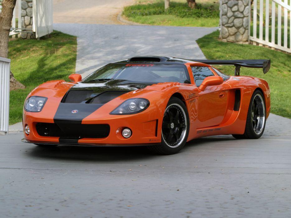 2008 Factory Five Racing GTM supercar wallpaper
